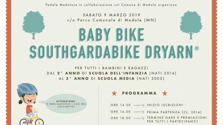 BABY BIKE SGB Dryarn® – PICCOLI CAMPIONI, GRANDI EMOZIONI!