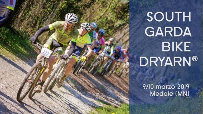 PARTE IL WEEKEND  SOUTHGARDABIKE Dryarn®!